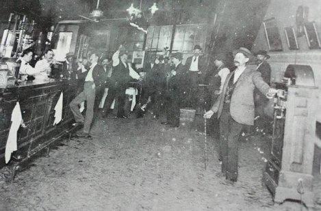Henry Schnitzler\'s Saloon
