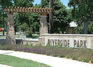 Visit the Riverside Park