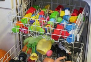 The Dishwasher isn't just for