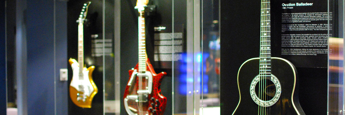 The First-Ever Electric Guitar Performance Was in Wichita; Events to Commemorate