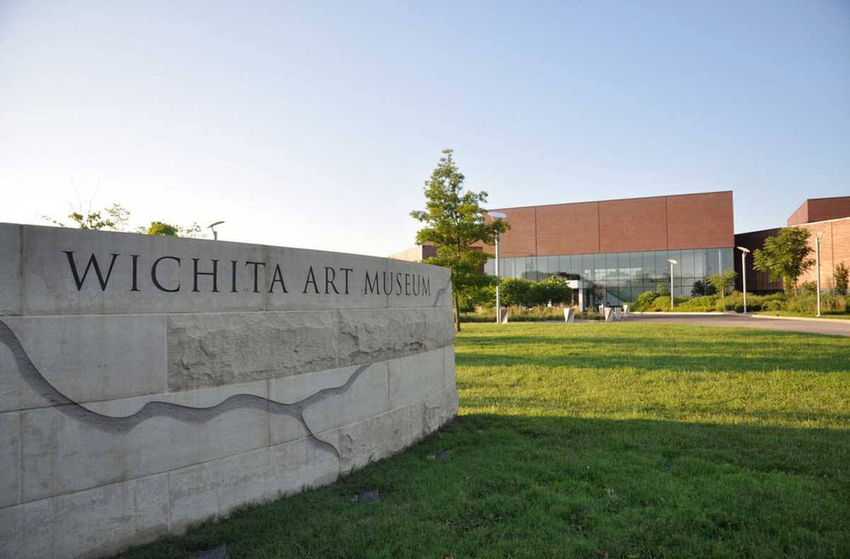 Visit the Wichita Art Museum