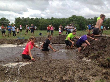 Climbing Muddy Mounds