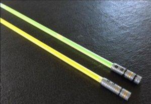 Glowstick Light Sabers