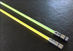Glowstick Light Sabers