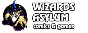 Check Out Wizard�s Asylum Comi
