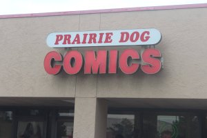 Stop By Prairie Dog Comics