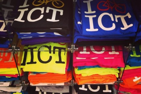 Bike ICT Shirts