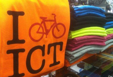 I Bike ICT Shitrs