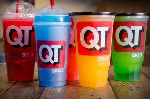 Cheap QuikTrip drinks