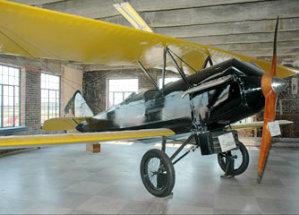 The Kansas Aviation Musem