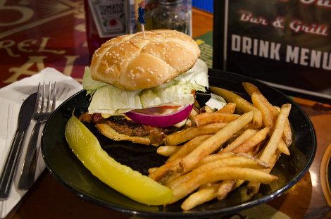 Burn Out Burger
