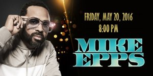 Mike Epps at Hartman Arena, Ma