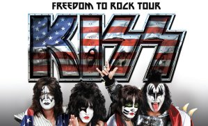 KISS Freedom to Rock Tour at I