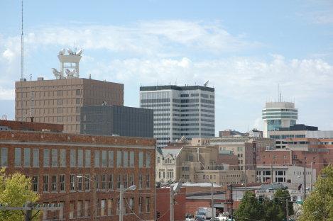 WIchita's Downtown Neighborhood