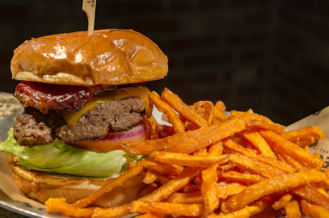 Handcrafted Burgers