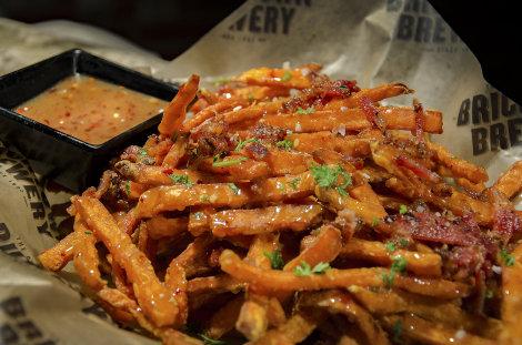 Sweat Potato Fries