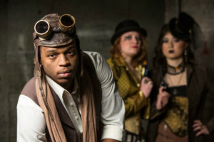 Steampunk Day at Cowtown, May