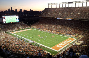 Texas Longhorns Stadium