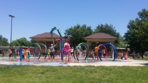 Osage Park Water Playground