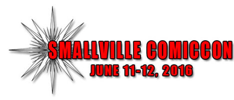 Geek Out In ICT: Smallville Comic con