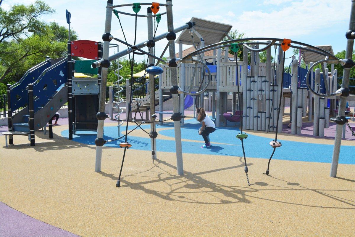 Sunrise Boundless Playground