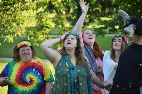 Coming to a Park Near You: A Groovy Twist on a Favorite Shakespeare Tale