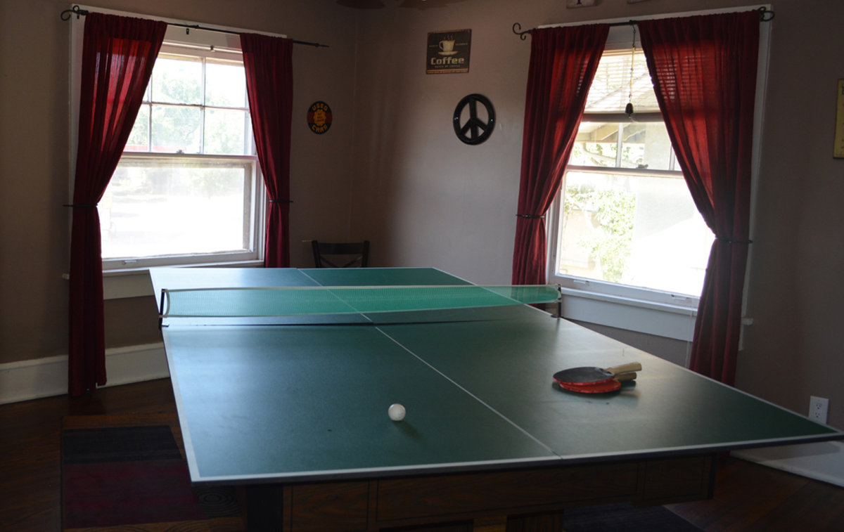 Common Grounds Game Room