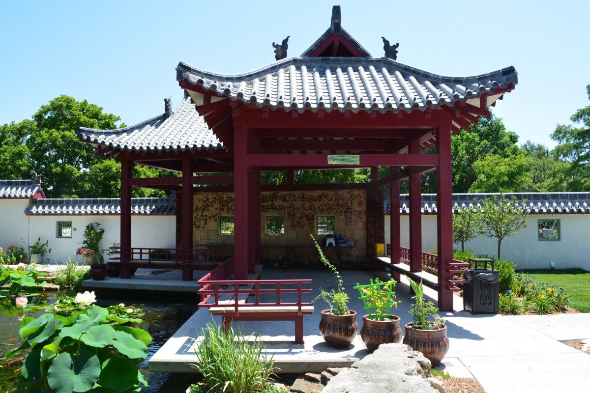 Rose Wind Pavilion