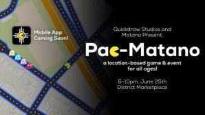 Pac-Mantano @ Douglas Design D