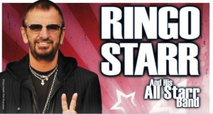 Ringo Star and his All Starr B