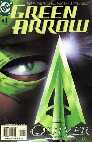 Green Arrow #2 Quiver Part 1