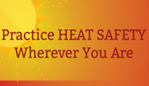 How to Stay Safe in Excessive Heat