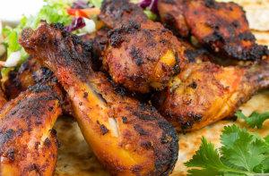 Grilled Chicken: Amber/Brown L