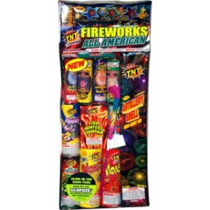 TNT Fireworks All American