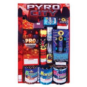 Pyro City
