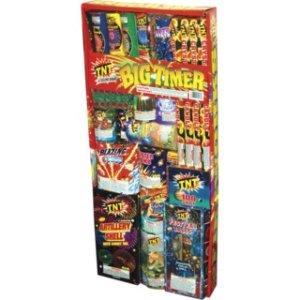 TNT Fireworks Big Timer