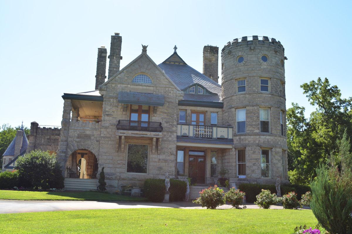 Castle at Riverside