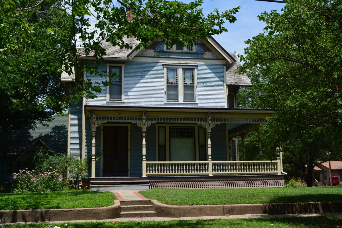 Enoch Dodge House