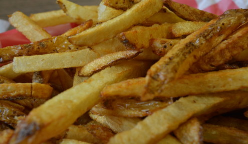 Wichita's Best French Fries