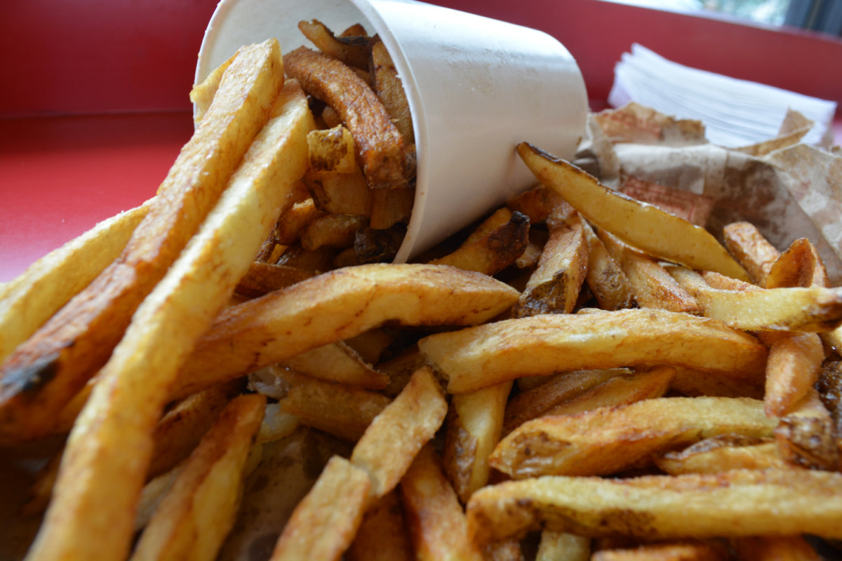 Five Guys Bugers and Fries