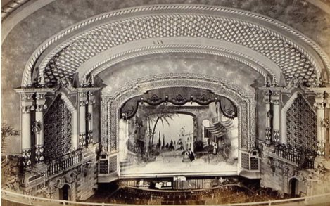 Lost Theatres Of Wichita Film Remembers Miller, Orpheum History