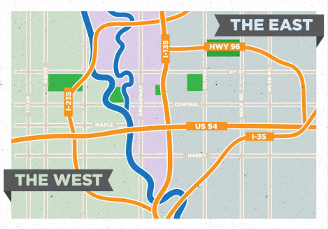 East or West: Which is your favorite?