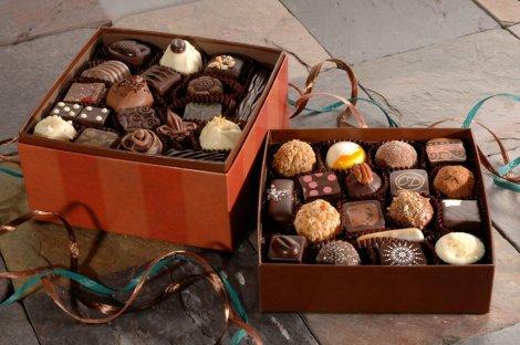 Cocoa Dolce Artisan Chocolates