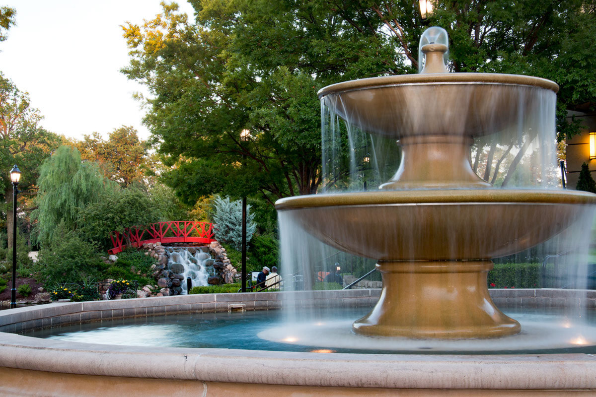 Bradley Fair Fountain