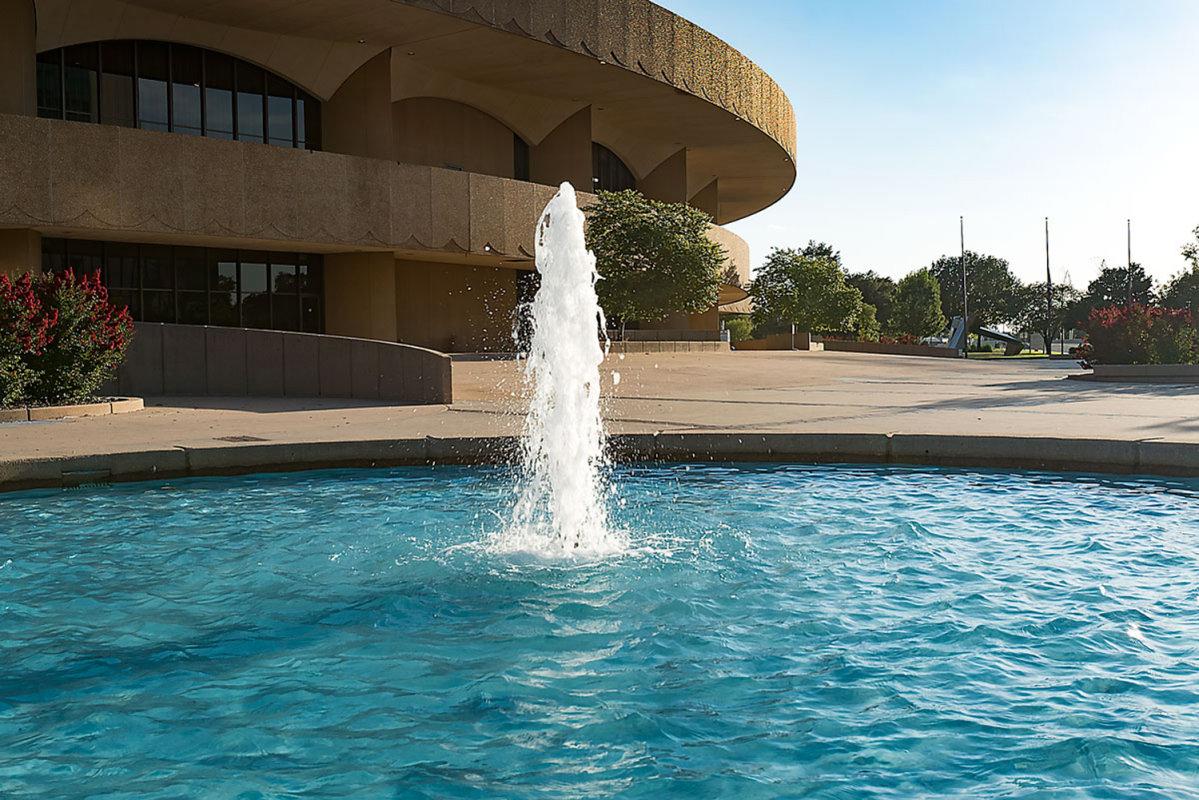Century II Fountain