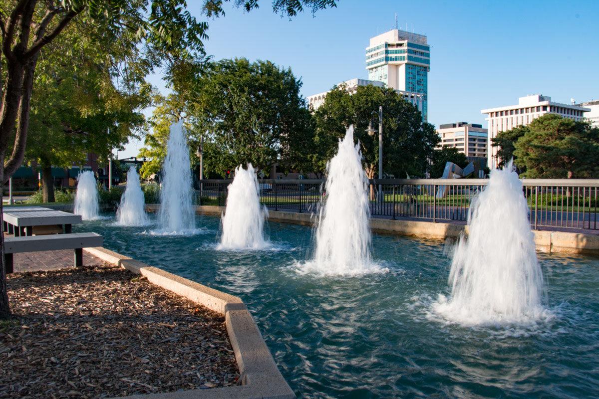 Century II Fountains