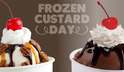 Ice Cream or Frozen Custard? How to Tell the Difference