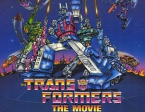 Transformers: The Movie at the