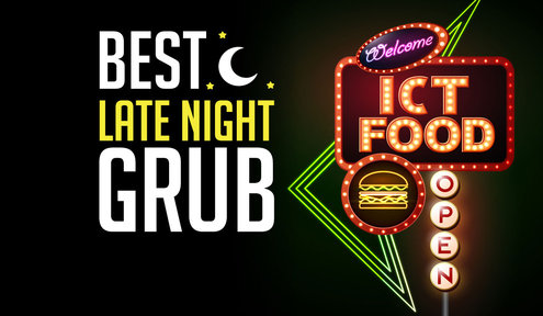 Wichita's Late Night Grub