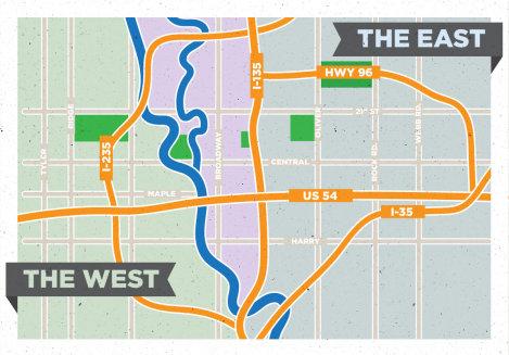 East Vs. West: Summary